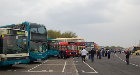 MetroCentre Rally in 2008