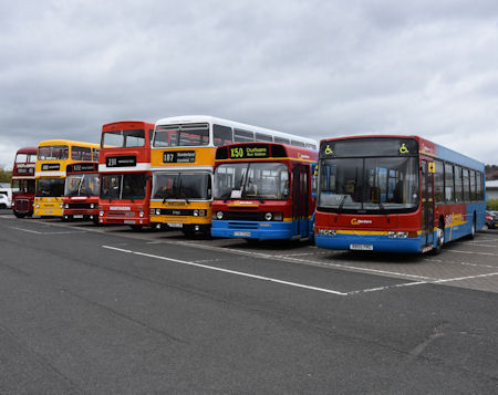 North East Bus and Coach Show